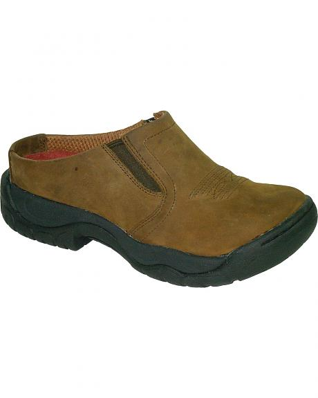 Twisted X All Around Slip On Work Shoes Round Toe Sheplers