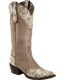 Women S Vintage Boots Sheplers