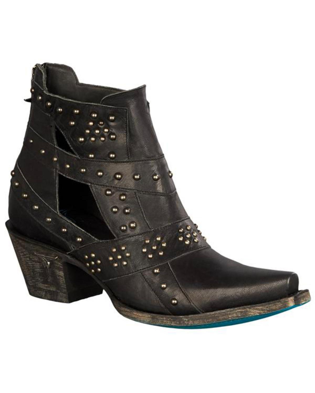 si affrettò a vedere Lane Donna  Studs and Straps Fashion Fashion Fashion avvioies - Snip Toe  - LB0289B  prodotti creativi