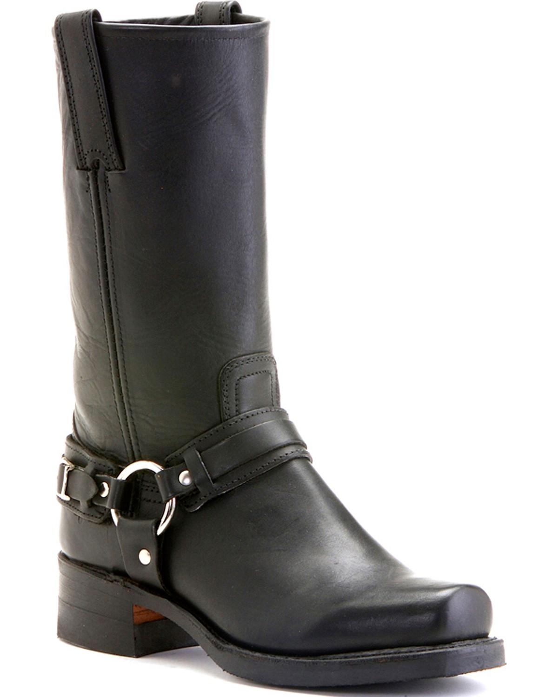 Frye Women's Women's Women's Belted Harness Boot - 77250-CHT ff8ee2