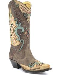 Cowgirl Boots , Over 2,500 Styles and 1,000,000 pairs in stock