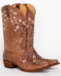 Cowgirl Boots \u0026 Shoes