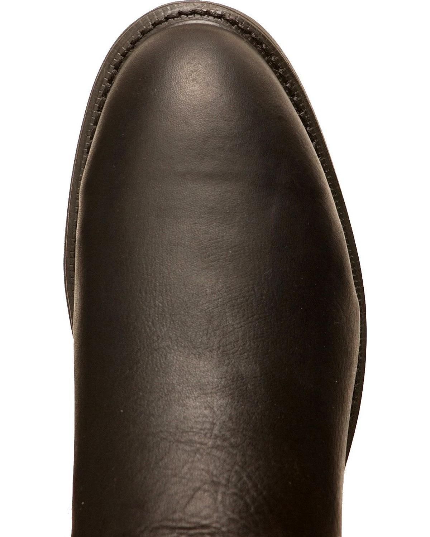 Jow Men S Justin Original Work Boot Pull On Round Toe