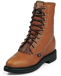 Logger Boots
