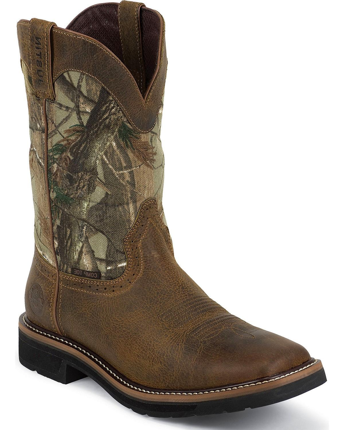 dbd91028294 Men's Hunting Boots - Boot Barn