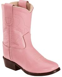 Girls' Cowgirl Boots