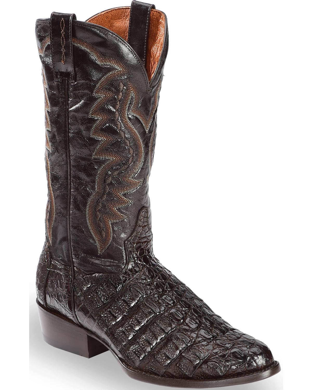 Dan Post Men S Flank Caiman Cowboy Boot Dp2387 Ebay