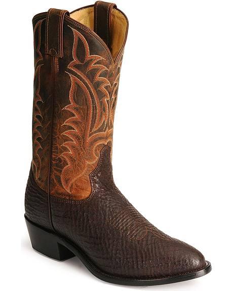 Tony Lama Shark Skin Western Boots Sheplers