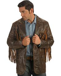 Men's Fringe Jackets