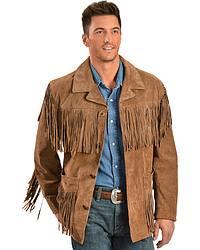 Fringe Jackets