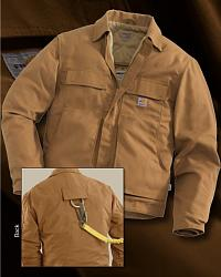 Men's Flame Resistant Jackets