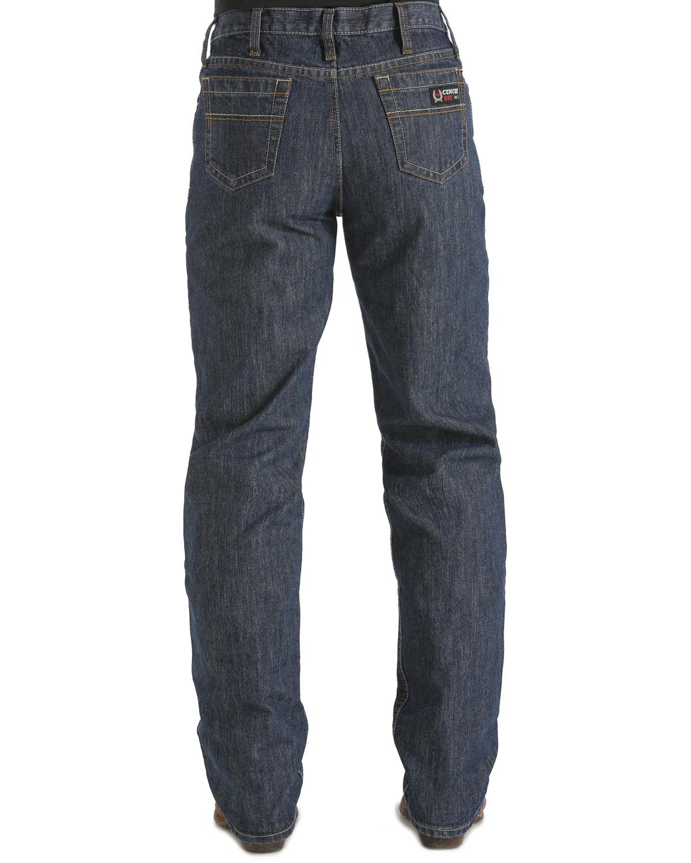 Cinch Men's White Label WRX Flame Resistant Jeans  - WP7883402X IND