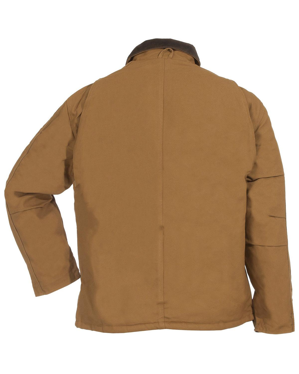 12a63492451 Berne Men s Duck Original Chore Coat Tall 2xt - Ch416bkt XLT Brown. About  this product. Picture 1 of 4  Picture 2 of 4  Picture 3 of 4  Picture 4 of 4