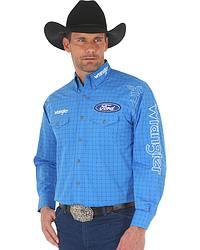 Men's Logo Western Shirts