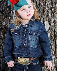 Toddler Girls' Western Wear