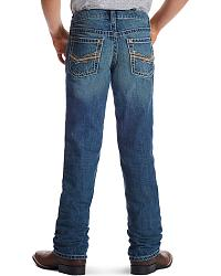 Boys' Ariat Bootcut Jeans