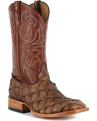 Cody James® Men s Pirarucu Exotic Boots 2034816e9a47