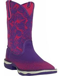 Women's Purple Cowgirl Boots