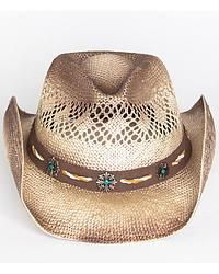Women's Straw Western Hats