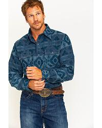 Men's Print Long Sleeve Shirts