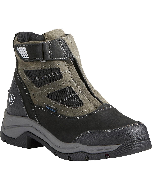 9a73916e6fa ARIAT WOMEN'S TERRAIN Pro Zip H2O Waterproof Boot - Round Toe - 10021491