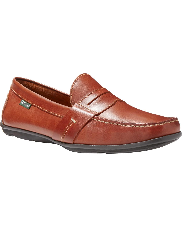 Eastland Men's Pensacola Slip On Loafer - Moc Toe - 7049-01D