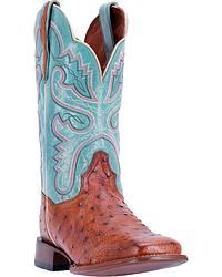 Women's Exotic Cowboy Boots