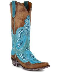 Women's Clearance Cowgirl Boots
