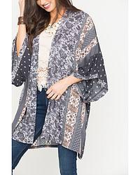 Women's Kimonos & Ponchos