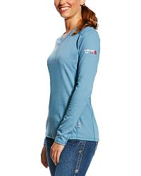 Women's Ariat Work Tops