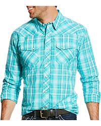 Men's Ariat Plaid Long Sleeve Shirts