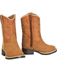 Kids' Size Zip Boots