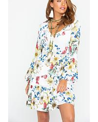 Women's Long Sleeve Dresses