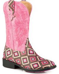 Girls' Boots Children's Sizes 8-3