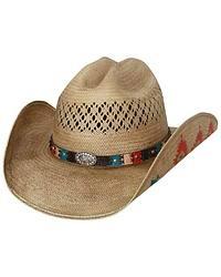 Women s Straw Cowgirl Hats ee048b33f7f