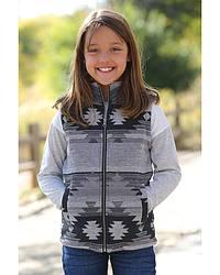 Girls' Coats, Jackets & Vests