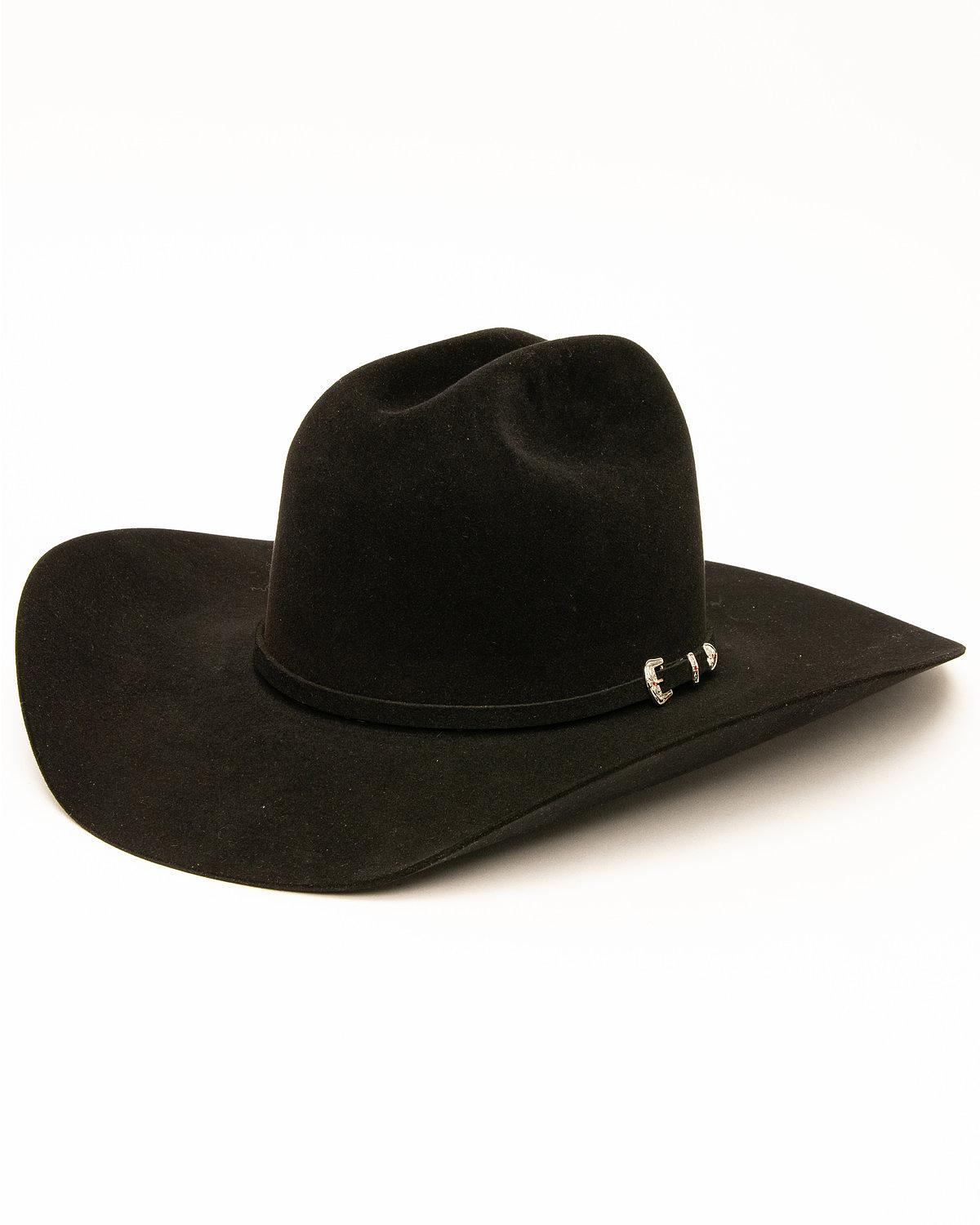 0d9d811fc3a933 Image is loading Rodeo-King-Men-039-s-10X-Low-Felt-