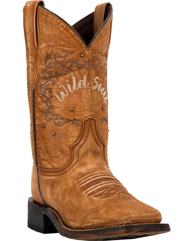 Laredo Women's Fierce Wild Soul Cowgirl Boot - Square Square Square Toe - 3132 0d5366