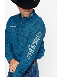 Men's Logo Western Shirts