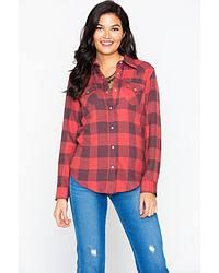 Women's Flannel Tops
