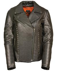 Women's Motorcycle Jackets & Vests