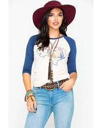 Women's Rock & Roll Cowgirl Tops