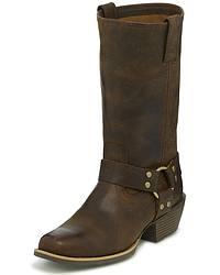 Women's Harness Boots