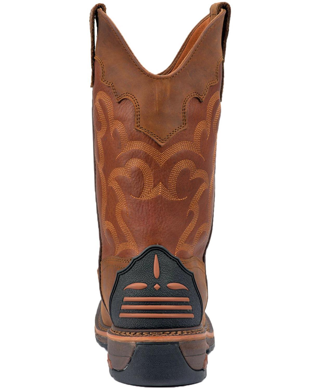 Laredo Uomo Uomo Uomo Collins Western avvio - Square Toe - DP69302 886b45