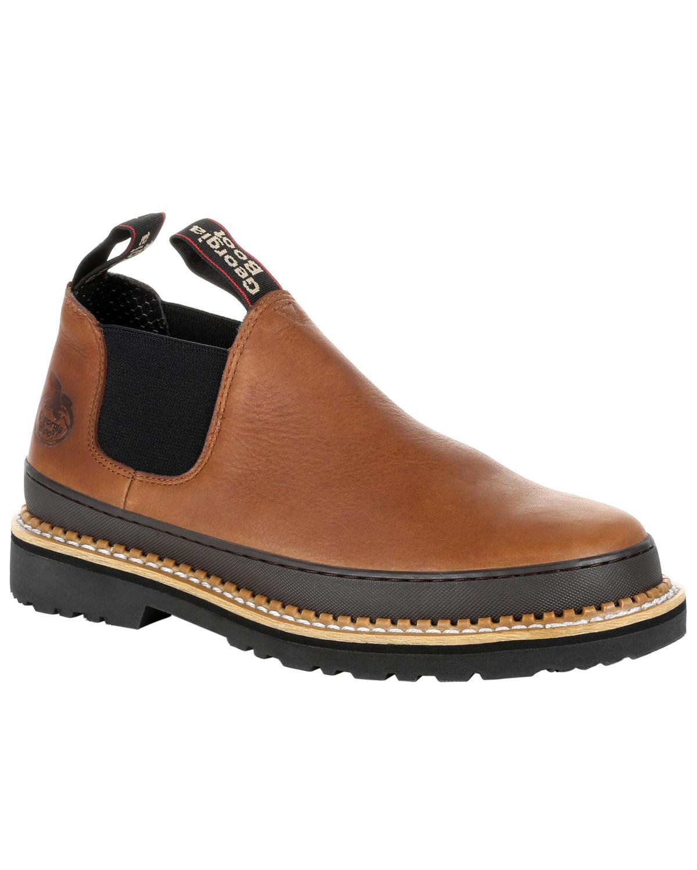Georgia bota Hombre Zapatos Trabajo modernizar-Puntera De Acero-GB00321