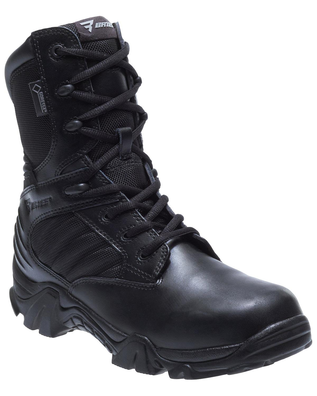 Bates Women's GX-8 Side Zip Work Boot - Soft Toe - E02788