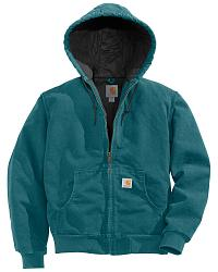Women's Hooded Outerwear