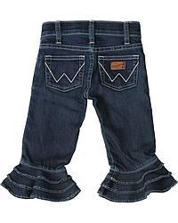 Toddler Girls' Western Wear