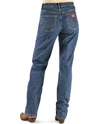 Women's Tapered Leg Jeans