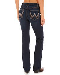 Women's Boot Cut Jeans